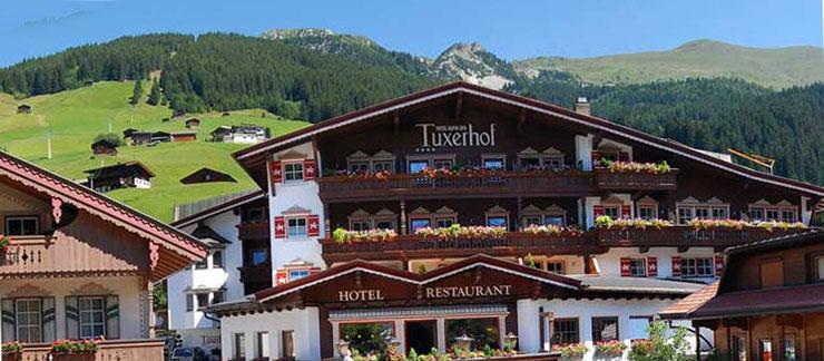 Alpin Spa Tuxerhof
