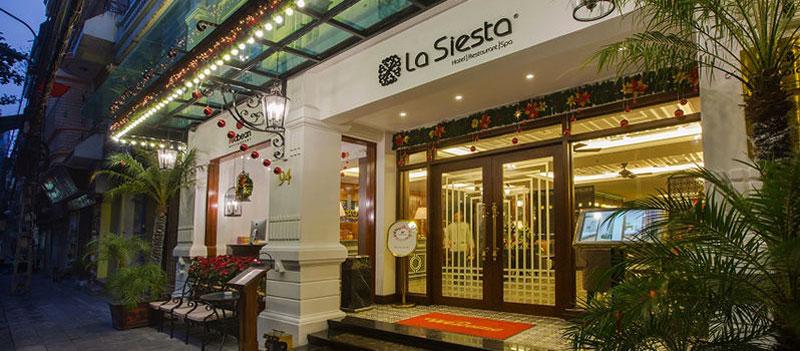 Hanoi La Siesta Hotel & Spa