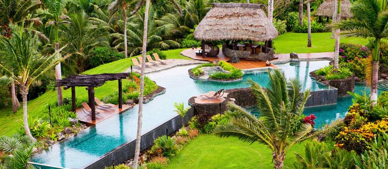The Hilltop Villa (Laucala Island)
