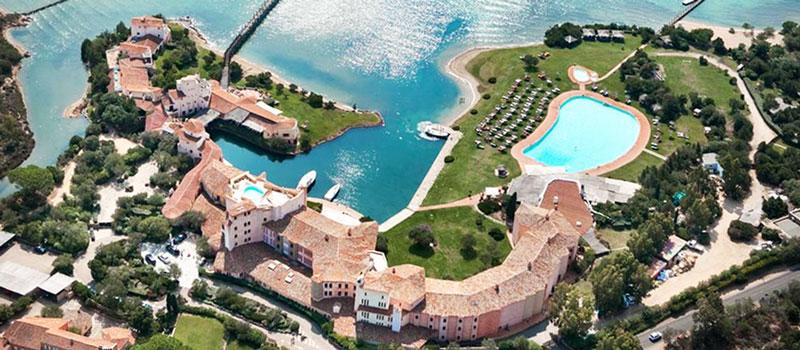 Hotel Cala di Volpe (Sardinia)