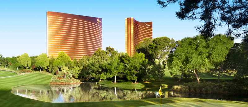Wynn & Encore twin towers